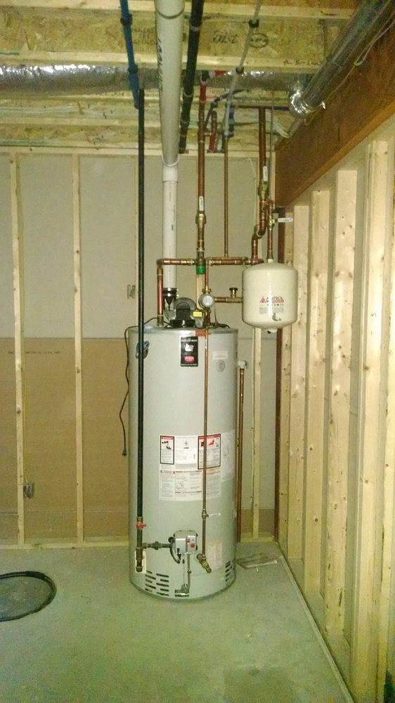 Water Heater Installation Wellesley, MA
